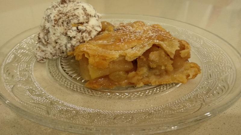 עוגת תפוחים של סבתא אמה