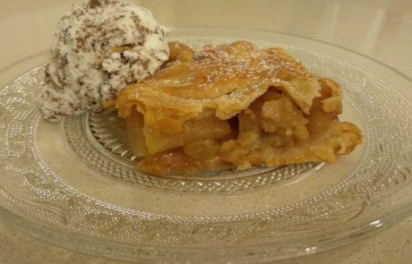 עוגת תפוחים – סבתא אמה